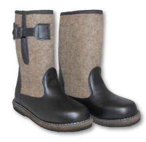 Russian Original Valenki Felt Boots 100