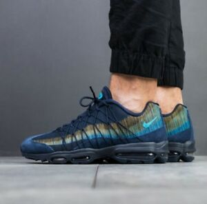 on sale d0db5 2a9a5 Image is loading Nike-Air-Max-95-Ultra-JCRD-749771-402