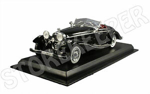 Image Is Loading Mercedes Benz 540K Spezial Roadster 1937
