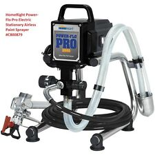 HomeRight Power-Flo Pro Electric Stationary Airless Paint Sprayer #C800879