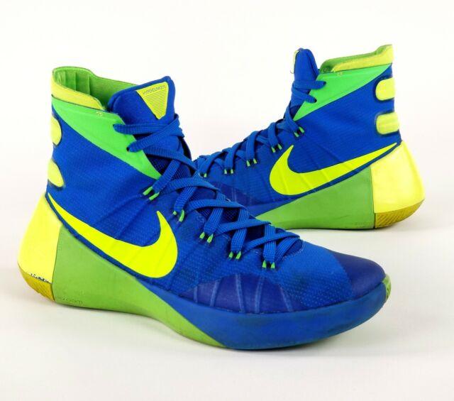 Size 8.5 - Nike Hyperdunk 2015 Blue for