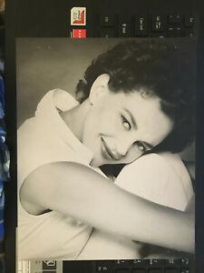 Neith Hunter #1 , original vintage headshot photo with credits