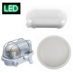 Wandleuchte-Wandlampe-aussen-IP54-IP44-silber-Alu-E27-LED-Schildkroete-Garage