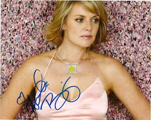 Sanctuary-Amanda-Tapping-Autographed-Signed-8x10-COA