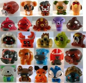 Squishy Animal Pencil Toppers : SQWABBLE SQUISHIES SQWISHLAND PENCIL TOPPERS ~ RETIRED & SUPER RARE PICK ANIMAL eBay