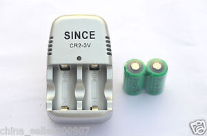 SINCE-SE-CR2-CR2-3V-Charger-2X-Ultrafire-15270-CR2-800MA-Rechargeable-Battery