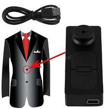 Mini S918 Button Pinhole Spy Camera Hidden DVR Hidden Video Recorder Y5RG