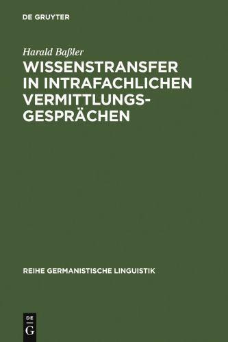 Germanistische Linguistik