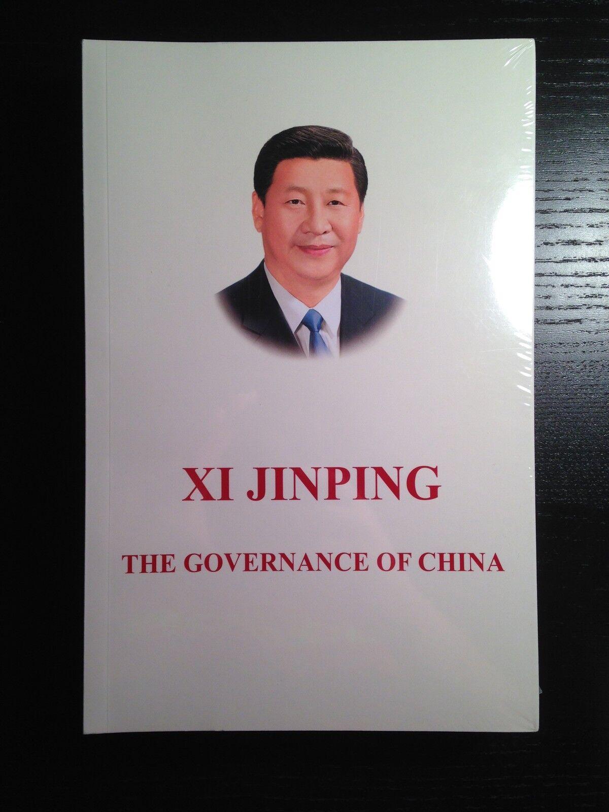 XI Jinping The Governance of China (english Version) 2014 PB 1st Ed 2nd PRT  81 | eBay