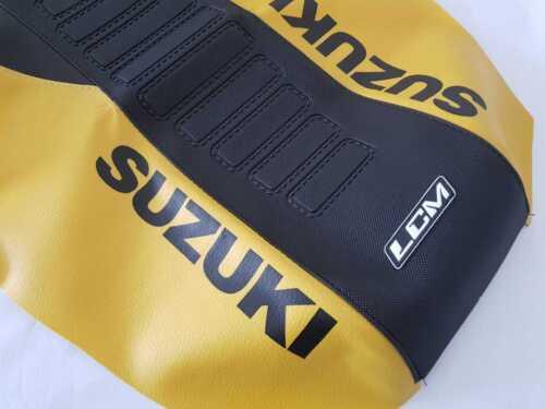 Seat cover Suzuki DR350 DR 350  ULTRAGRIPP! FREE SHIPPING WORLDWIDE