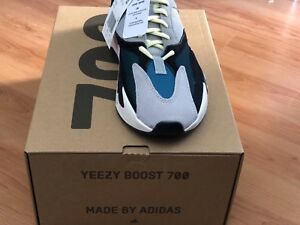 23f91cf8a97 Never worn Yeezy 700 Boost Wave Runner size 9   10 available.