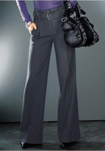 Grey 16 ceinture Kurz Pantalon Nouveau Scott Laura Tailleur Corti L30 21 gr avec qSx1f