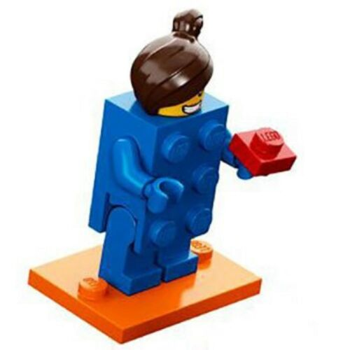LEGO® Minifigures Series 18 Blue Brick Girl 71021