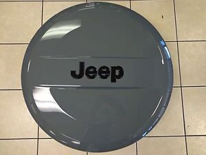 14-15 Jeep Wrangler New Spare Tire Cover Hard Shell Diesel ...