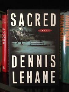 Dennis-Lehane-Signed-Sacred-1st-Ed-HC