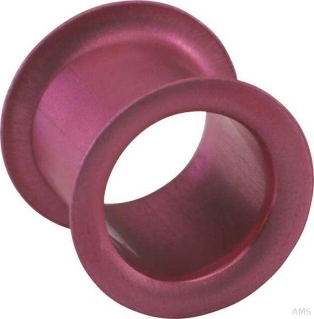Mersen NEOZED-Hülsenpaßeinsatz D02, 10A rot 1706.01