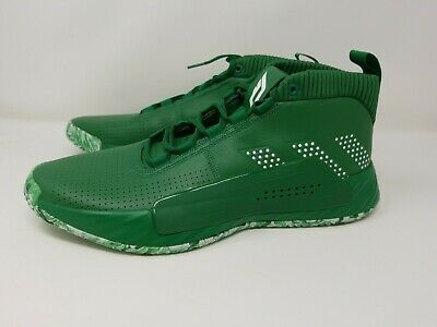 Adidas Dame 5 Damian Lillard Green Men S Basketball Shoes Size 13 5 Ee5436 Ebay