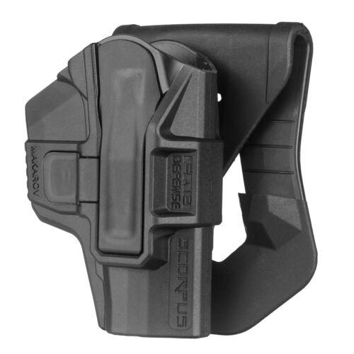 FAB Defense SCORPUS Level 1 Roto Swivel Holster for MAKAROV PM \ PPM S