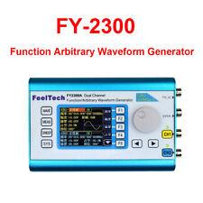 Feeltech Fy2300 Dual Channel Dds Arbitrary Waveform Function Signal Generator