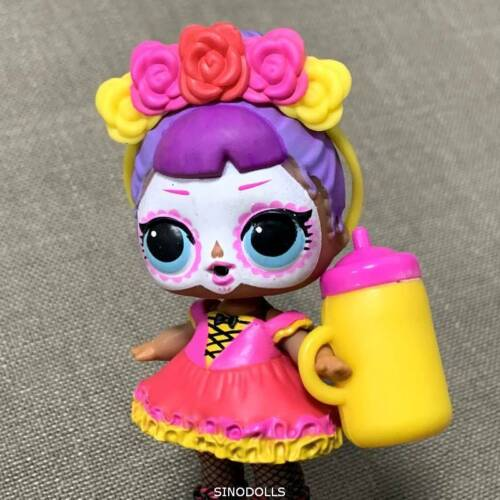 Original Untrl Rare LOL Surprise Doll BEBE Bonita Under Wraps Series 4 Wave 2