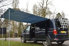 VW Camper Van Sun Canopy Awning Van Conversions Motorhomes 3m x 2.4m MED GREY