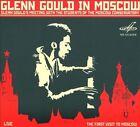 Glenn Gould in Moscow (CD, Aug-2012, Melodiya)