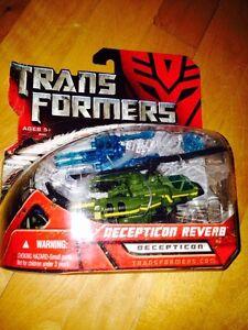 Transformers Movie 2007 Réverbération Target Scout inédite Nouvelle Super Rare 653569241348