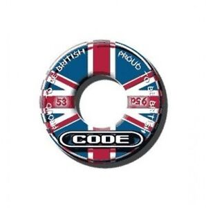 Code-Union-Jack-Wheels-95A-Pack-of-4