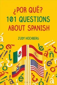 Por-que-101-Questions-About-Spanish-Paperback-by-Hochberg-Judy-Brand-Ne