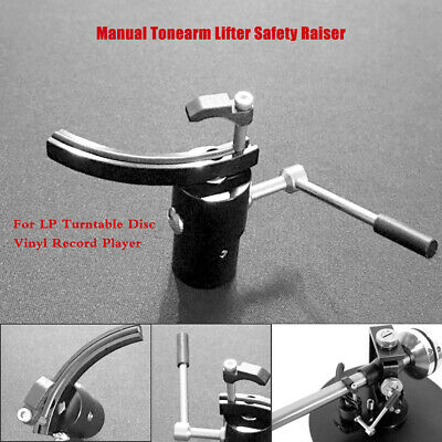 Automatic Tonearm Lifter For LP Turntable Disc Vinyl Record Protect Stylus US
