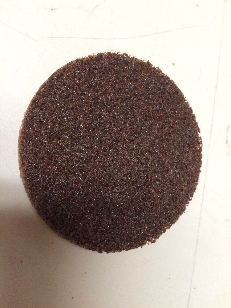 ARC ABRASIVES 59361CM Conditioning Disc,AlO,3in,XCrs,TR