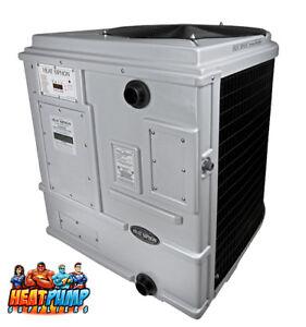 Pool Heat Pump >> Details About Heat Siphon Z200hp Digital Swimming Pool Heat Pump Long Warranty High Cop 6 0