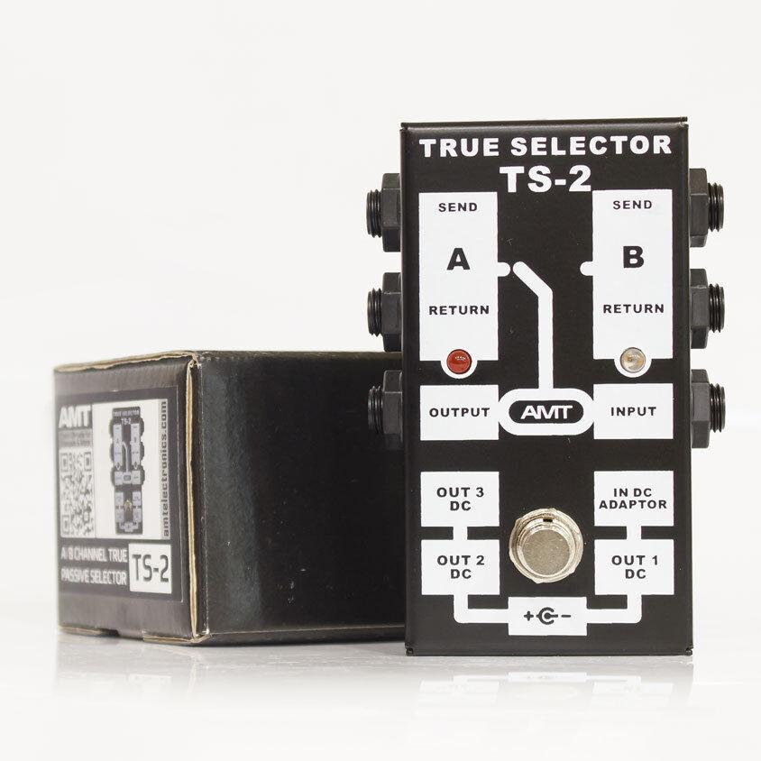 AMT Electronics TS-2 – A B channel pedal passive selector