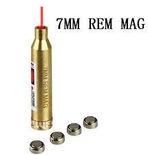 TLZ 7MM REM Patronen-Laser-Ausbohrung Sighter Laser Bore Sight Red Laser