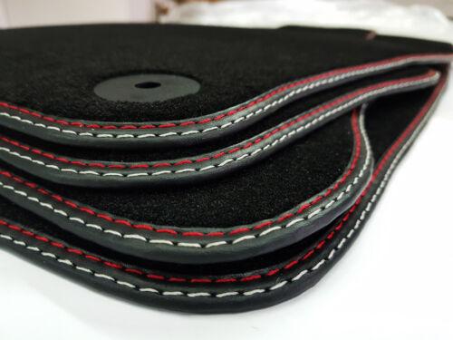 Tappetini Opel Astra K anno 2015 qualità originale cucitura doppia velluto tappetini