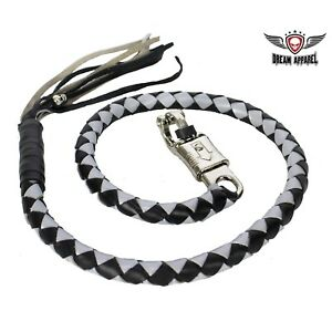 Handlebar Accessories for motorbike. 36 Motorcycle Get Back Whip