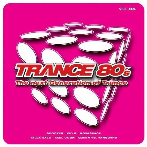Trance 80's 5 (2003) | 2 CD | Murphy Brown feat. Captain Hollywood, Scooter, ...