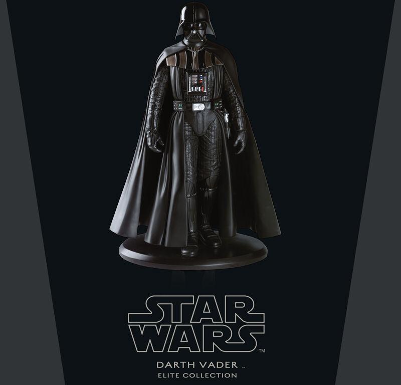 Dark Vador STAR WARS Figurine collection Elite Limited ed. Collectibles Sammung