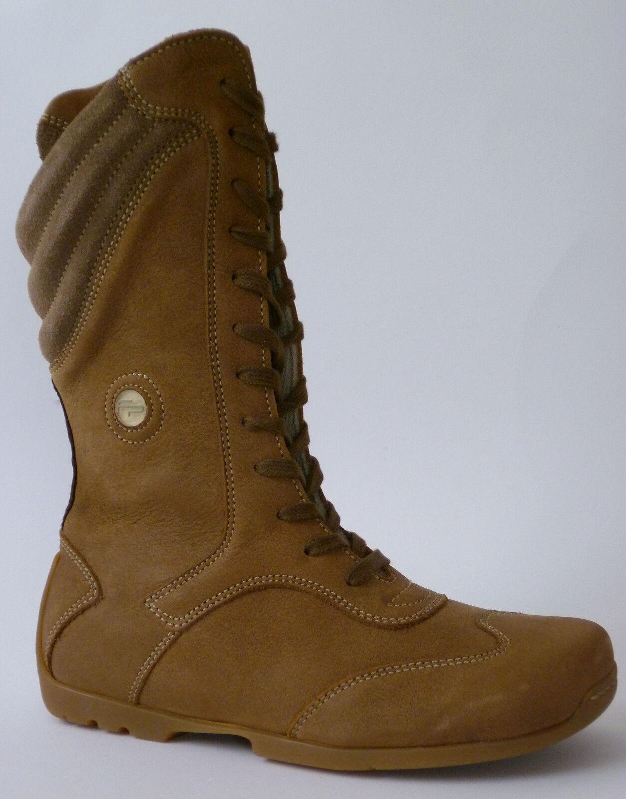 FOOTPRINTS MANCHESTER Birkenstock Stiefel FB 36 Leder Stiefel Birkenstock Normal NEU b615ef
