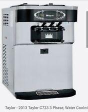 Taylor Ice Cream Machine C723 2 Available Ocnj Pick Up