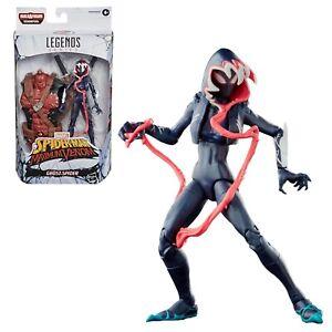 Marvel-Legends-VENOM-Ghost-Spider-Actionfigur-venompool-BAF-NIB-lagernd