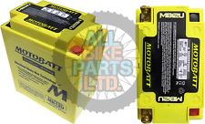 Yamaha XS 400 R Seca (DOHC)  Motobatt Battery (1982-1983)