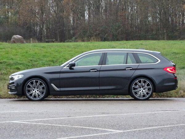BMW 530d 3,0 Touring aut. - billede 2