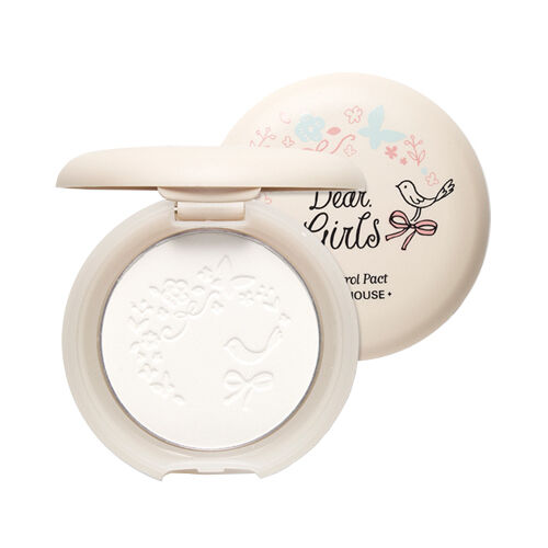 [ETUDE HOUSE] Dear Girls Oil Control Pact - 8g