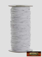 M00209 MOREZMORE Round Elastic Cord Ball Jointed Doll BJD 0.5mm White 10 Y A60