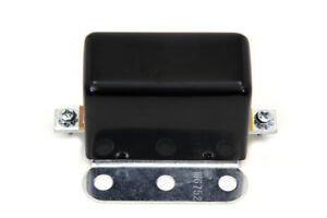 Black-Look-un-come-6-Volt-2-Brush-Relay-For-Harley-Davidson