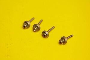 REVOX A77 Reel Parts 77 Reel Original 4x Cabinet Case Screw Washer