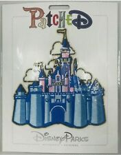 Details about  /TWO 2 Disney Park✿ Rapunzel Best Day Ever Castle Embroidered Removable Patches