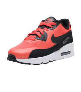 60bab723fca47 Nike AIR MAX 90 Ultra 2.0 (GS) Shoes NEW AUTHENTIC Max Orange 869950 ...
