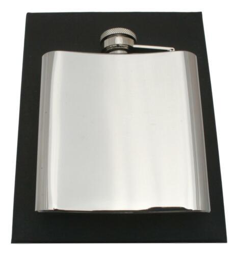 Golden Retriever Gundog Hip Flask Shooting Present 6oz Gift Boxed FREE ENGRAVING